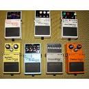 Riparazione Pedali effetto analogici Roland, Boss, Mxr, Dunlop, Electro Harmonix