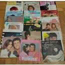 lotto di dischi 45 giri di musica italiana
