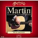Martin M140 BRONZE 12-54 per ACUSTICA