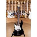 Fender Mexico Standard Jazz Bass Rosewood Black Lefty