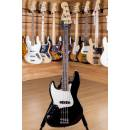 Fender Mexico Standard Jazz Bass Rosewood Black Lefty