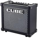 """Roland CUBE 10 GX AMPLIFICATORE COMBO PER CHITARRA 1x8"""" 10W con effetti"""