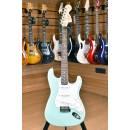 Squier (by Fender) Affinity Stratocaster Laurel Fingerboard Surf Green