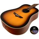 Vgs Guitars Root RT10 Aged Sunburst Chitarra Made in Europe! Spedita Gratis