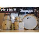 Gretsch Drums Gretsch  New Classic Custom 10/12/14/16/22/ Satin Natural