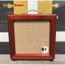 GLB Cabinet 1x12 Loaded V30 Sapele 16 Ohm Ex Demo