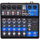 ATOMIC 4 DJ MIX-S 401 4 CANALI MONO - 1 CANALE STEREO - FX