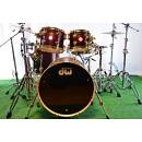 DW Collector's Satin Specialty 5pezzi (cassa 20x20!).Hardware Gold. Sped Inclusa