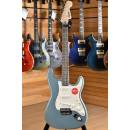 Squier (by Fender) Bullet Stratocaster Laurel Fingerboard Sonic Gray