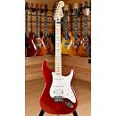 Fender Mexico Standard Stratocaster HSS Rosewood Candy Apple Red 2011