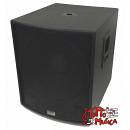 """SUBWOOFER ATTIVO ITALIAN STAGE IS S115A 15"""" 700W"""
