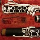 Clarinetto Selmer Usato Serie 10 con astuccio rigido originale