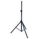 Soundsation Ssps-70-bk - Supporto Per Diffusori Acustici Con Terminale Da 35mm E Snondo In Nylon