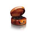 GIRADISCHI VINTAGE LENCO CLASSIC PHONO TT-34 Wood