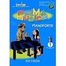 PRIMA MUSICA : PIANOFORTE VOL 1 DI TERRANI F. RICORDI EDITORE METODO PER BAMBINI