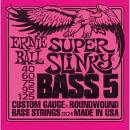 ERNIE BALL 2824 SUPER SLINKY 5 CONF. 5 PZ.