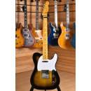Fender Mexico '50s Telecaster Lacquer 2 Tone Sunburst