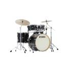 Tama CL52KRS-TPB - shell kit - finitura Transparent Black Burst