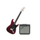 FENDER SQUIER AFFINITY PACK 15G RED PACCHETTO CHITARRA ELETTRICA