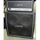 CARVIN TESTATA VALVOLARE MTS3200 + CASSA G412