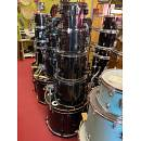 PDP- Pacific Drum and Percussion CONCEPT MAPLE BLACK SPARKLE