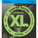 D'addario Exp165 Regular Light 45/105 Long Scale Set Corde