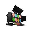 faro Spot PMC 8x30W COB RGB ogni LED controllato individualmente OFFERTA 02