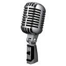 Shure 55SH SERIES II Microfono dinamico cardioide per voce - SPEDIZIONE GRATUITA