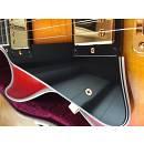 Gibson Les paul custom mancina left heritage cherry sunburst