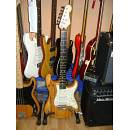 Bach Stratocaster Spalted    M@F