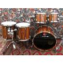 "ILGARAGEDIASSO Custom ""Santos Rosewood"" drum set, NEW!"