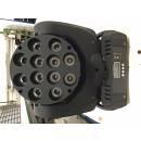 TESTA MOBILE LED BEAM 12*10W RGBW 4IN1 - NUOVA