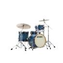 Tama CL48S-BAB - shell kit - finitura Blue Lacquer Burst
