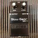 Boss SG-1 SLOW GEAR USATO MADE IN JAPAN