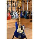 Fender American ULTRA Jazz Bass Maple Neck Cobra Blue