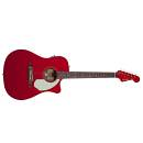 Fender SONORAN SCE CANDY APPLE RED CHITARRA ACUSTICA AMPLIFICATA