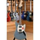 Squier (by Fender) Bullet Mustang HH Laurel Fingerboard Sonic Gray