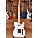 Fender Mexico Standard Telecaster Maple Fingerboard Artic White 2011