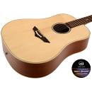 Vgs Guitars RT10E Natural - Acustica Elettrificata Made in Europe.Spedita Gratis