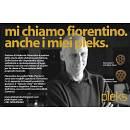 """PLEKS - PLETTRI PROFESSIONALI FATTI A MANO - PLEKS """"FIORENTINO"""""""