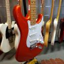 FENDER - CUSTOM SHOP 1956 STRATOCASTER NOS TANGERINE RED .