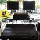 sistema completo di registrazione mackie con mixer D8b/registratore hdr24 *usato in garanzia*