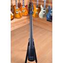 NS Design by Ned Steinberger NXT4a Omni Bass Black Satin + CR Pin Stand