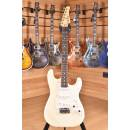 Schecter Custom Shop Traditional Alder Vintage White