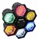 Effetto luce a leds KARMA mod. DJ 319LED