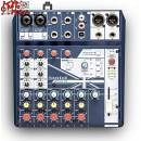 MIXER SOUNDCRAFT NOTEPAD 8FX CON EFFETTI LEXICON E SCHEDA AUDIO USB 2X2