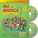 Spaccazocchi M. Noi e la Musica vol. 4 (per l¿Insegnante)