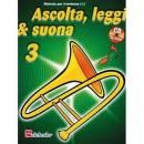 ASCOLTA LEGGI E SUONA VOL 3 PER TROMBONE + CD