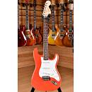 Squier (by Fender) Affinity Stratocaster Rosewood Fingerboard Race Red