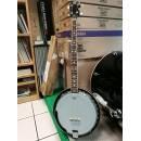 SOUNDSATION SBJ-30B Banjo 5 corde con pelle REMO USATO Spedito Gratis!!!!!